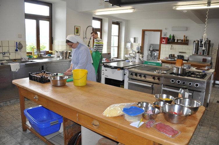 Quelle Küchen Freiburg kloster zum anfassen